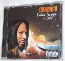 Finding Forever [PA] by Common (CD, Jul-2007, Geffen) FREE SHIPPING U.S.A. - $7.68
