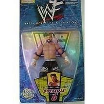 WWF Marvelous Marc Mero Wrestling action figure NIB JAKKS Pacific WWE Su... - $18.55