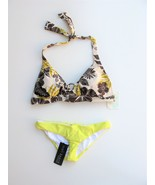Bikini Swimsuit Bathing Suit Toes On The Noes x Meli Mix & Match NEW $15... - $57.42