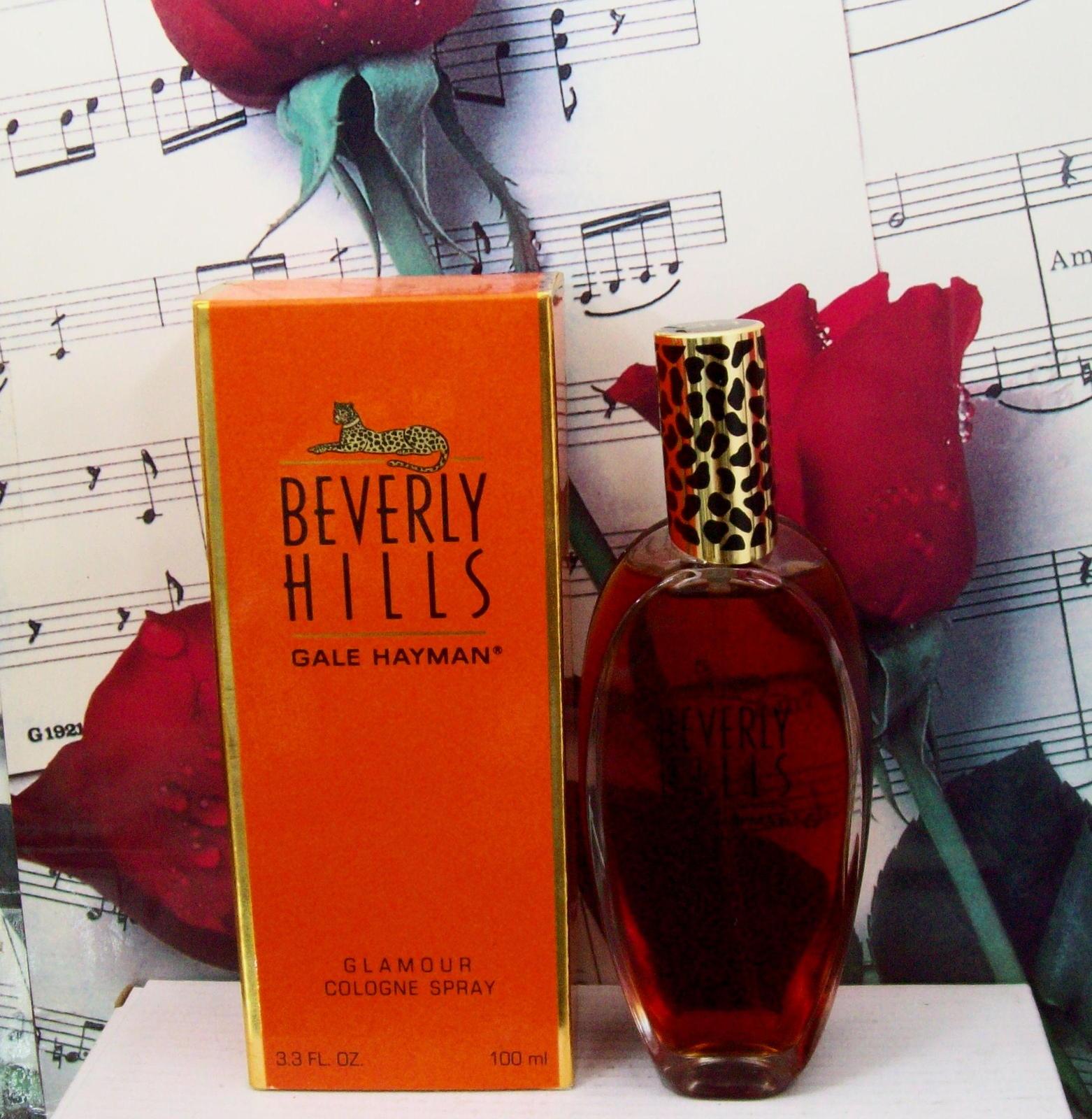 Gale Hayman Beverly Hills Glamour Cologne Spray 3.3 FL. OZ. - $89.99