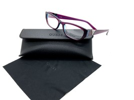 Guess Purple Eyeglasses Frame Remove Demo lenses for RX GU2387 PURBL 51MM - $33.94