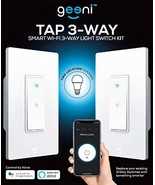 Geeni Smart 3 Way Switch Kit - Smart Wifi Light Switch with iOS/Android ... - $49.62