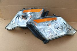 2010-15 Cadillac SRX Halogen Headlight Head Light Set LH & RH - POLISHED image 8
