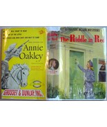 Connie Blair mystery #2 THE RIDDLE IN RED hcdj Betsy Allen - $6.99