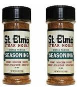 St. Elmo Steak House Seasoning or Sauce for Steak, 2-Pack - $22.27+