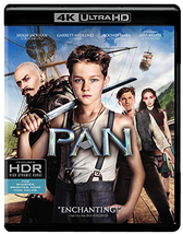 Pan (4K Ultra HD+Blu-ray)