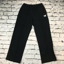 Speedo Mens Sz M Black Athletic Pants - $9.89
