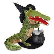 8in Hocus Pocus Alligator Witch - $42.23