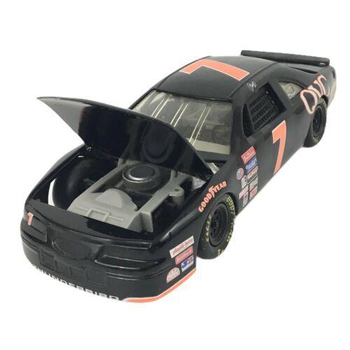 Geoff Bodine #7 QVC Ford Thunderbird Revell-Monogram Die-Cast 1:24 Scale 1996 - $17.81