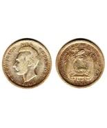 Ecuador, 1/10 Sucre (Decimo) 1905, 18 mm, 0.9000 Silver 0.0723 oz ASW,, ... - $7.00
