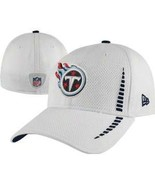 New Era 39THIRTY NFL Tennessee Titans Football Hat Cap Stretch Size L/XL - £16.05 GBP
