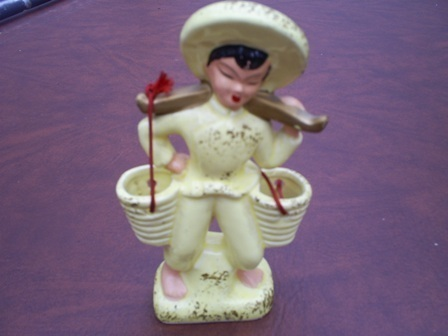Little Boy Japanese Collectible, Vintage