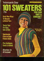Womans day 101 sweaters knit and crochet thumb200