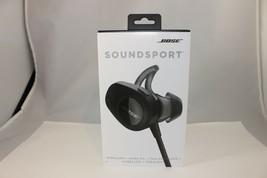 Bose SoundSport Bluetooth Wireless Headphones A11 Eadbuds Black 9/L15639... - $108.95