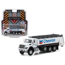 2018 International WorkStar Tanker Truck Chevron White S.D. Trucks Serie... - $30.39