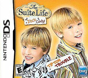 Primary image for The Suite Life of Zack & Cody: Tipton Trouble  (Nintendo DS, 2006) COMPLETE