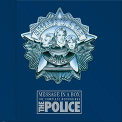 THE POLICE (MESSAGE IN A BOX DISC 4)