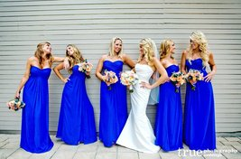 Bridesmaid dresses for less thumb200