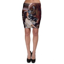 Bodycon skirt david bowie labyrinth sarah ludo - $25.00+