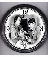 Three Stooges Dentist Wall Clock - $22.95