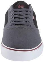 Etnies Men's Blitz Skate Shoe, Dark Grey/Black, 9.5 Medium US image 4