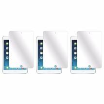 3X Mirror Screen Protector Anti-Scratch Guard Shield For Apple iPad Mini 1 2 3 - $15.99