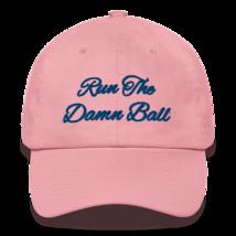 Run The Damn Ball Hat // Run The Damn Ball / Dad Hat image 9