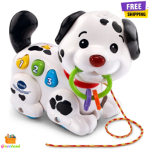 Pull and Sing Puppy Playful 3 Colorful Buttons Educational Toy Ages 6-36... - $14.99