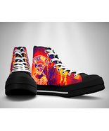 Walking Dead Canvas Sneakers Shoes - $29.99