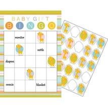 Happi Jungle Baby Shower 10 Guest Bingo Game 1st Birthday - ₨484.58 INR