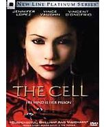 The Cell (DVD, 2000, Platinum Series) - $6.00