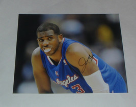 Chris Paul Signed Los Angeles Clippers 11x14 Photo - £67.13 GBP