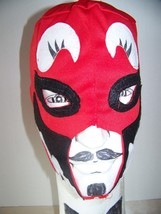 Adult Mask Mexican Wrestling Mask Lucha Libre Luchador Costume Wrestle - $5.32