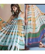 Anthropologie Abstraction Maxi Dress by Geisha Designs Sz XXSP - NWOT - $152.99
