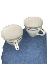 Mikasa Starlight Tea Cups (4 Available) - $9.20
