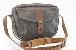 LOUIS VUITTON Monogram Jeune Fille GM Old Model Shoulder Bag M51225 Auth... - $130.00