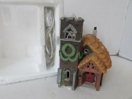 DEPT 56 59277 HERITAGE VILLAGE IVY GLEN CHURCH BUILDING W/CORD foam box D9 - $14.95