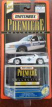 MATCHBOX Premiere Police Collection Nebraska Camaro Pursuit Ltd Edtn Age: 8+  - $9.95
