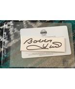 Bobby Hull Chicago Blackhawks Autographed Chit - $14.99