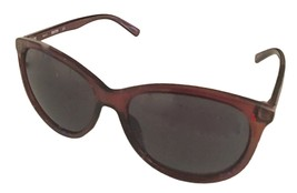 Kenneth Cole Reaction Mens Square Dark Crystal Brown Sunglass KC1274 48E - $17.99