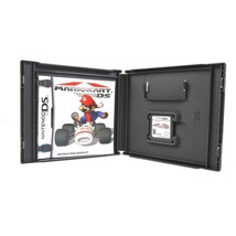 Nintendo DS Mario Kart Racing 2005 Video Game Complete Works Great - $19.75