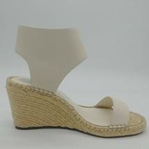 Vince Camuto Womens Levista Vanilla Wedge Sandals Sz 11M NEW - $39.59