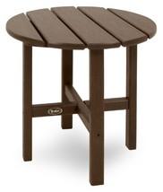 Trex Outdoor Furniture Cape Cod Round 18-Inch Side Table, Vintage Lantern - $89.93