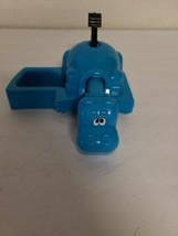 2012 Hungry Hungry Hippos Game BLUE Hippo Part ONLY Hasbro - $16.87