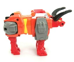 Hasbro 1986 Tantrum Predaking Bull Transformer Die Cast and Plastic - $13.16