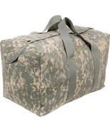 ACU Digital Camouflage Military Parachute Cargo Duffle Carry Bag - $25.99