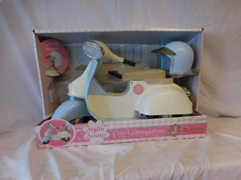 Our Generation Stylin' Scooter with Helmet New in Box Fits American girl... - $114.02