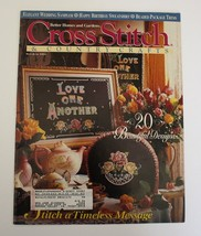 Cross Stitch & Country Crafts May June 1994 Better Homes Gardens Pattern... - $10.40