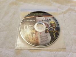 NCAA Football 2005 / Top Spin Combo Video Game Microsoft Xbox - GAME DIS... - $6.83