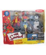 The Simpsons Treehouse of Horror Springfield Cemetery - $79.19